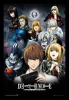 Death Note - Collage (Framed Poster)