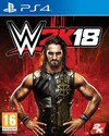 WWE 2K18 (PS4) Cover