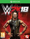 WWE 2K18 (Xbox One) Cover