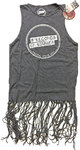 5 Seconds of Summer - Derping Stamp Vintage Ladies Tassel Dress (XX-Large)