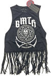 Bring Me the Horizon - Crooked  Ladies Babydoll Tassel Vest (Large)
