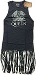 Queen - Crest Vintage Ladies Tassel Dress (Large)