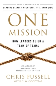 One Mission - Chris Fussell (Paperback) - Cover