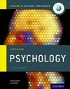 Ib Psychology Course Book: Oxford Ib Diploma Programme - Alexey Popov (Mixed media product)