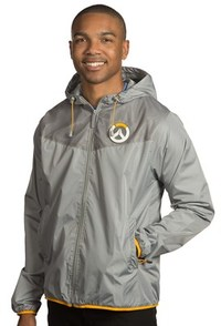 Overwatch Logo Windbreaker (Large) - Cover