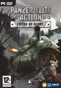 Panzer Elite Action: Fields of Glory (PC) - Cover