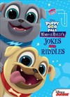 Puppy Dog Pals Bingo and Rolly's Jokes and Riddles - Harland Williams (Paperback)