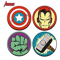 Marvel - Logos Coasters Four Pack