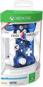 PDP - Rock Candy Controller - Blueberry Bloom (Xbox One)