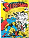 Superman - Jailbreak A3 Metal Wall Sign (Metal Wall Sign A3)