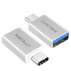 Macally - USB-C to USB A Adapter - 2 Pack