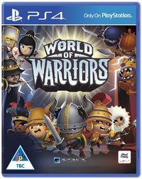 World of Warriors (PS4) - Cover