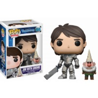 Funko Pop! Animation - Trollhunters: Armored Jim with Gnome Vinyl Figure - Cover