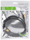 Ugreen 5m V1.4 HDMI Full Copper Cable - Black and Yellow