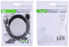 Ugreen 5m USB Type-A Male to USB Type-B Male USB 2.0 Cable - Black