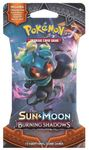 Pokémon Sun & Moon: Burning Shadows Trading Card Game Sleeved Booster