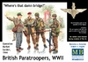 Masterbox - 1/35 - British Paratroops 1944 Kit 1 (Plastic Model Kit)