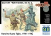 Masterbox - 1/35 - Eastern Front Series Kit 3 Hand-to-Hand (19 (Plastic Model Kit)