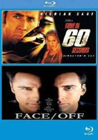 Gone In 60 Seconds/Face Off Box Set (Blu-ray)