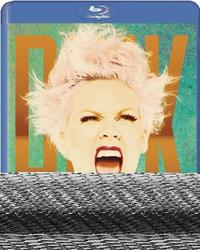 Pink - The Truth About Love Tour: Live From Melbourne (CD) - Cover