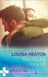 Their Double Baby Gift - Louisa Heaton (Paperback)