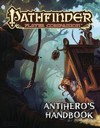 Pathfinder Player Companion Antihero's Handbook - Paizo (Game)