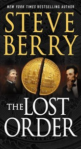 The Lost Order - Steve Berry (Paperback)