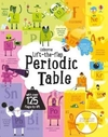 Lift-the-Flap Periodic Table - Alice James (Board book)