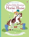 Sticker Dolly Dressing Horse Show - Lucy Bowman (Paperback)