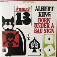 Albert King - Born Under a Bad Sign (Vinyl) - Cover