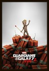 Guardians of the Galaxy - Groot Dynamite (Framed Poster)