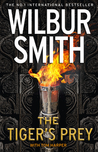 The Tiger's Prey - Wilbur Smith (Hardcover) - Cover
