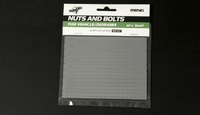 Meng Model - 1/35 - Nuts and Bolts SET B (Small) (Plastic Model Kit) - Cover