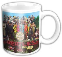 The Beatles - Sgt Pepper Mini Mug - Cover