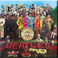 The Beatles - Sgt Pepper Magnet