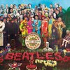 The Beatles - Sgt Pepper Album Cover Steel Wall Sign