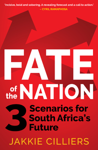 Fate of the Nation - Jakkie Cilliers (Trade Paperback) - Cover