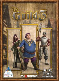 The Guild 3 (PC) - Cover