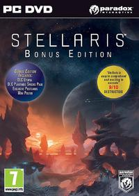Stellaris - Bonus Edition (PC) - Cover