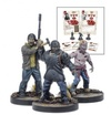 The Walking Dead: All Out War - Tyreese Booster (Miniatures) Cover