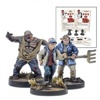 The Walking Dead: All Out War - The Walking Dead: All Out War - Glenn Booster (Miniatures)