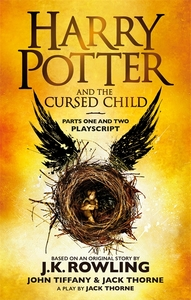 Harry Potter and the Cursed Child - Parts One and Two - J. K. Rowling (Paperback)