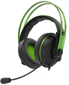 ASUS Cerberus V2 Binaural Head-band Headset - Green/Black (PC/Mac/PlayStation/ Mobile Devices)