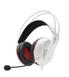 ASUS Cerberus Arctic Gaming Headset - Red/White/Black (PC/Mac/PlayStation/ Mobile Devices)