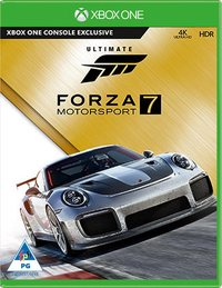 Forza Motorsport 7 (Xbox One) - Cover