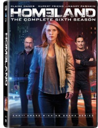 Homeland - Season 6 (DVD)