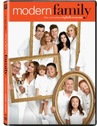 Modern Family - Season 8 (DVD)