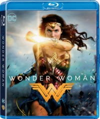 Wonder Woman (Blu-ray) - Cover