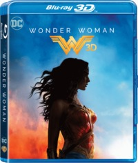 Wonder Woman (3D Blu-ray) - Cover