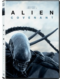 Alien: Covenant (DVD) - Cover